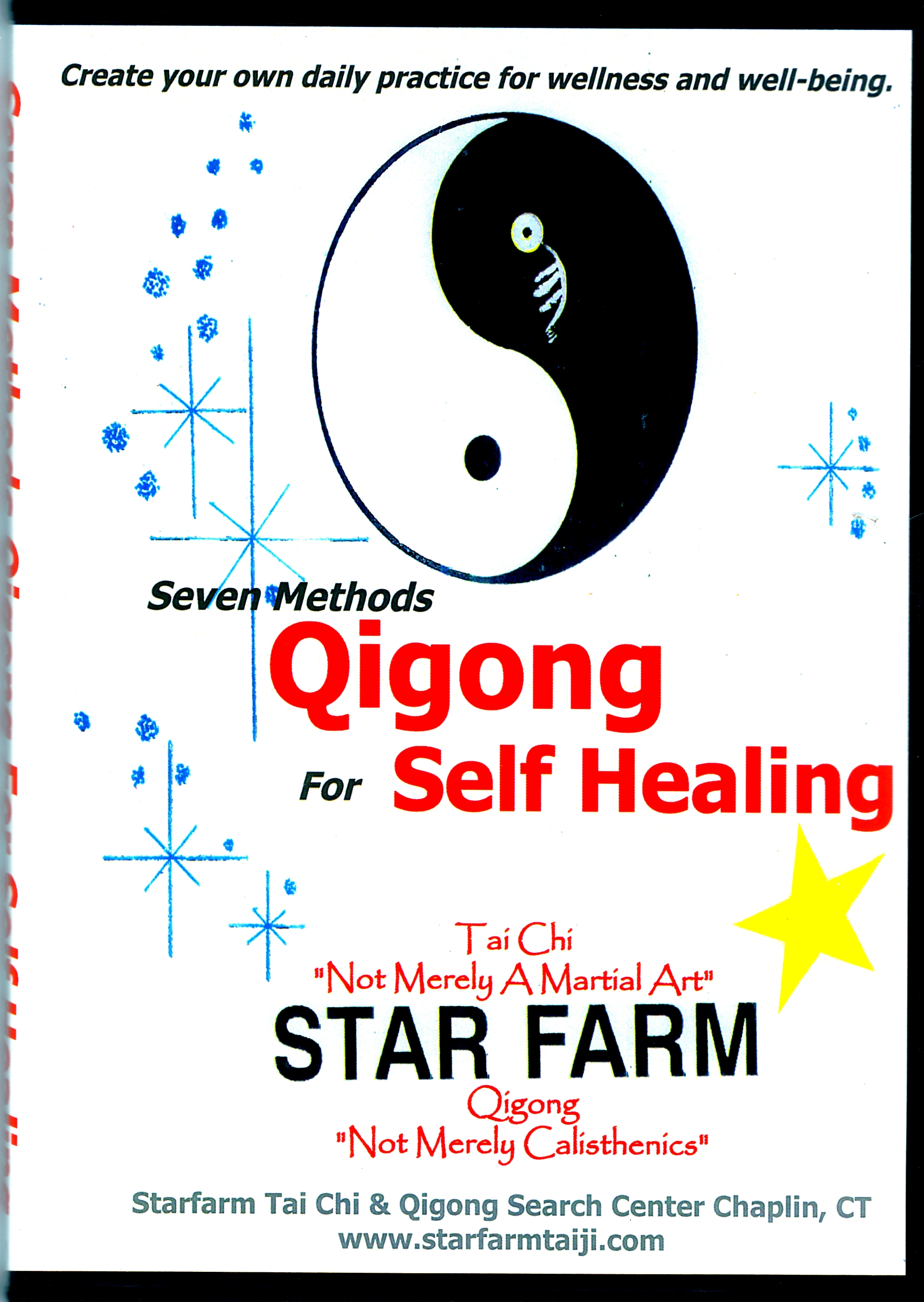 starfarm qigong for self healing
